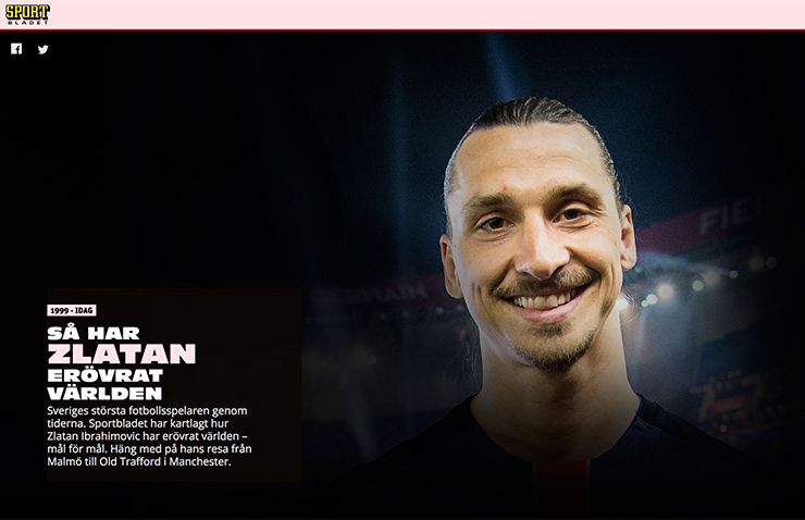 Zlatan the story