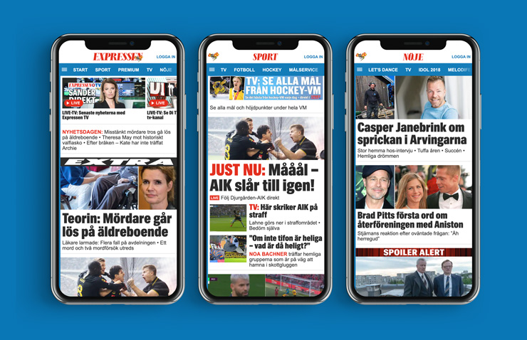 Nya Expressen.se
